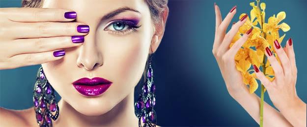 Krásne a štýlové gelové nechty v Prievidzi