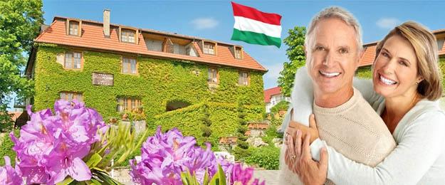 Dovolenka v maďarskom hoteli Kis Helikon**** Resident