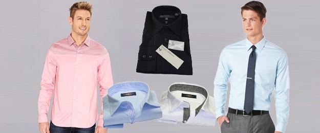 Pánska košeľa Perry Ellis alebo Binder de Luxe
