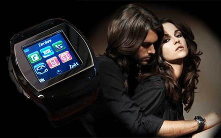 Smartwatch Space Ellite - hodinky s telefónom