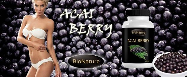 Acai Berry tablety 60x1000mg