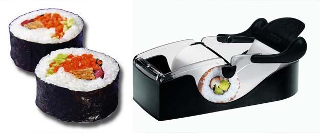 Perfect roll - praktický pomocník do Vašej kuchyne na výrobu sushi
