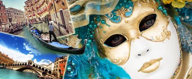 3-dňový zájazd do Benátok