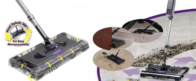 Akumulátorový tyčový vysávač s poštovným v cene