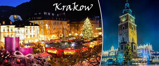 6583834cb Krakow sa v tomto období stáva perlou celej krajiny a priťahuje turistov z  ďalekého okolia. Trhy na Hlavnom námestí, nazývanom tiež Rynek Główny, ...