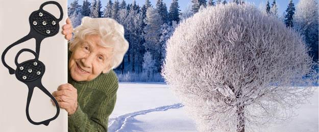 Snow claw - protišmykové návleky