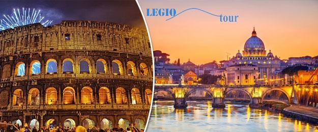5-dňový zájazd do Ríma s CK Legiotour