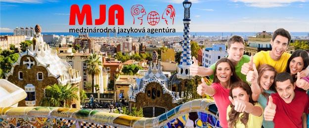 Dvojtýždňový jazykový pobyt pre mládež v  Barcelone