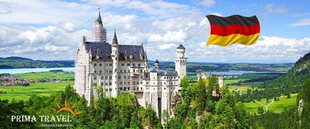 2-dňový poznávací zájazd na Bavorské zámky