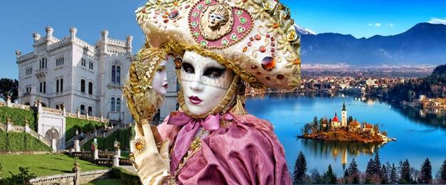 3-dňový zájazd na Benátsky karneval