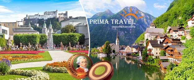 Nezabudnuteľný Salzburg - 2-dňový zájazd
