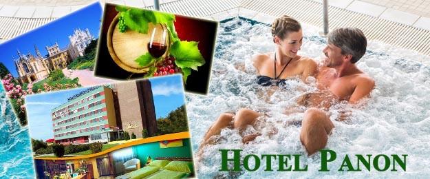 3-dňový pobyt v Hoteli Panon*** v Hodoníně