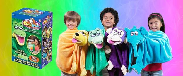 Plyšová deka pre deti
