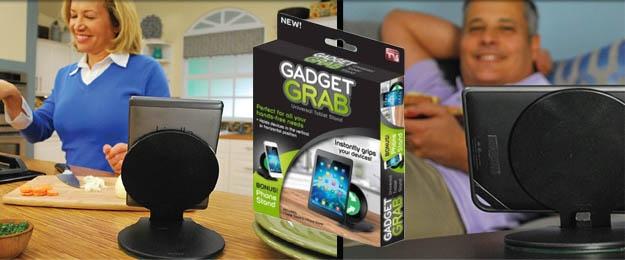 Gadget Grab - revolučný držiak na tablet či smartfón