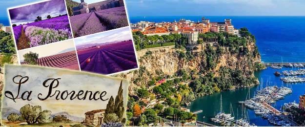 Spoznajte krásy Južného Francúzska! Provensálsko Vám ponúka nádherné azúrové pobrežie, fantastické gurmánske špeciality a omamnú vôňu levandule! Navštívte tento voňavý kraj s CK Adria Travel len teraz za skvelých 259 €/osoba! Provensálsko Vás očarí!