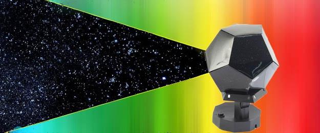 Astrostar, magická hviezdna lampa