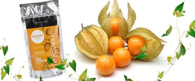 100% BIO sušené plody mochyne peruánskej