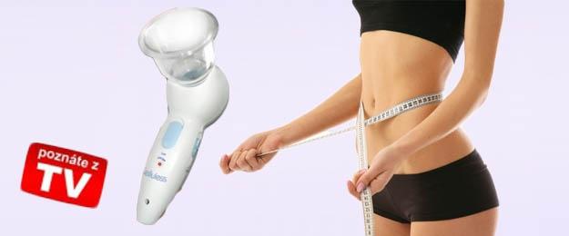 Prístroj na odstránenie celulitídy a tuku
