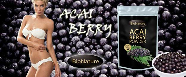 Acai Berry prášok