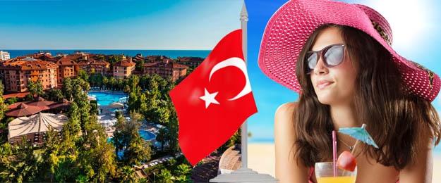 8-dňová dovolenka v tureckom Side