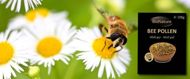 Včelí peľ BioNature 200 g