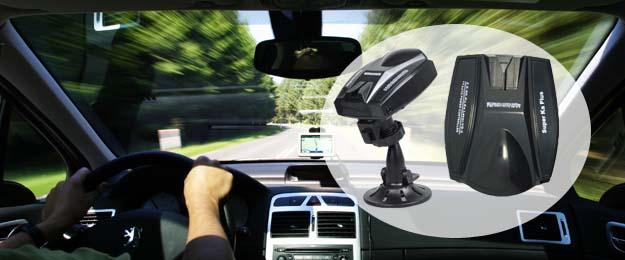 Praktický antiradar pre každého vodiča