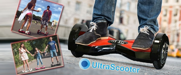 UltraScooter s bluetooth