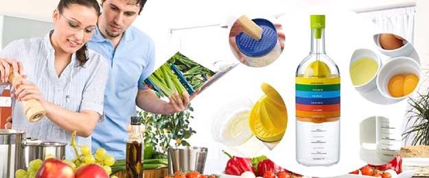 8-dielna sada praktických kuchynských potrieb