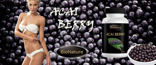 Acai Berry tablety 60x1000mg