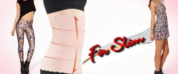FIR SLIM – opasok na chudnutie