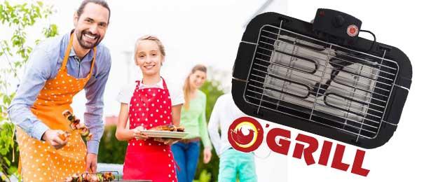 Domáci elektrický grill