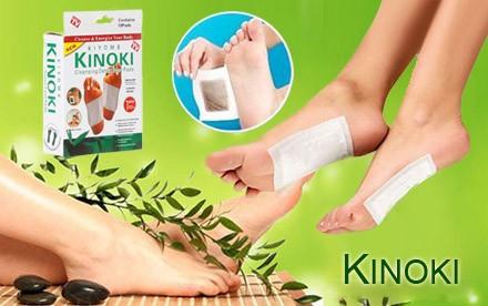Detoxikačné náplaste Kinoki (2 balenia)