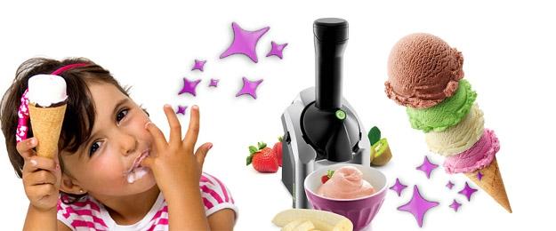 Zmrzlinovač Yonanas