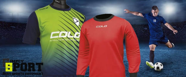 Potrebujete dresy pre Váš futbalový tím? Hľadáte  najvyššiu kvalitu, overenú značku a zároveň rozumnú cenu? Potom pre Vás máme fantastickú ponuku! Komplety futbalových dresov, štucní, alebo aj bránskeho odevu značky COLO len teraz so zľavou až 31%!