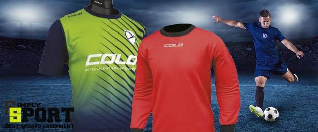 Futalové dresy-komplety COLO