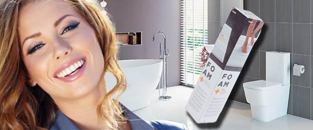 Cascade Mat - protišmyková rohož do kúpeľne