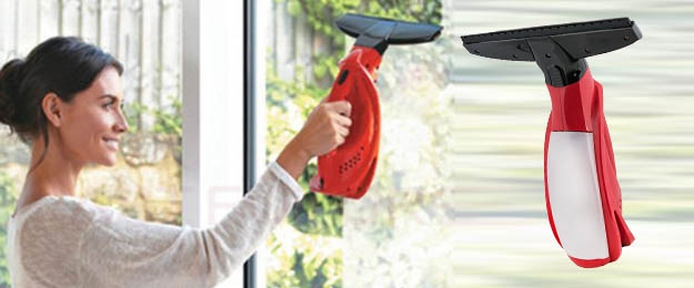 Čistič na okná Cordless electric windows Vac