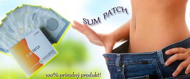 SLIM PATCH - náplaste na chudnutie