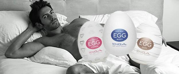 Erotický pomocník Tenga Egg
