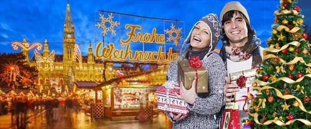 1-dňový zájazd do Vianočnej Viedne