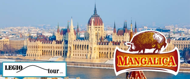 Zájazd na festival mangalice v Budapešti