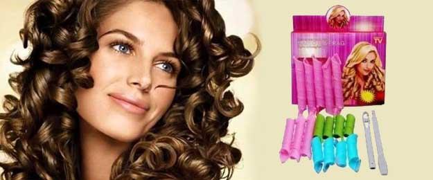 Magické natáčky - šikovná pomôcka pre úpravu vlasov