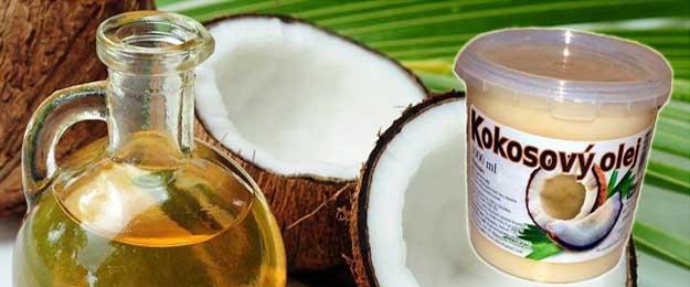Kokosový olej - ZDRAVÝ POMOCNÍK DO VAŠEJ KUCHYNE