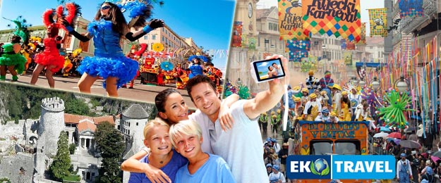 Medzinárodný karneval v Rijeke