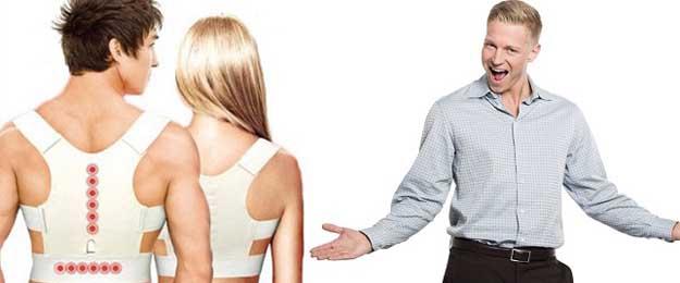 Magnetické rovnátko proti bolestiam chrbta