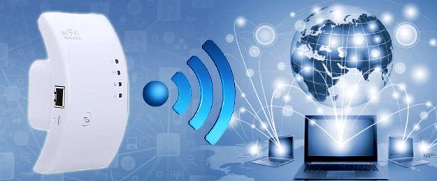 Zosilovač WIFI signálu