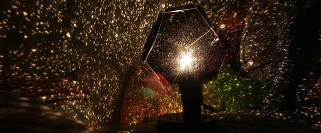 Astrostar - magická hviezdna lampa