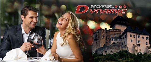 Skvelý pobyt s privátnym wellnessom v Hoteli Dynamic***