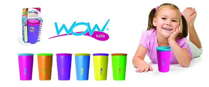 WOW Cup - pohár, z ktorého sa nič navyše nevyleje
