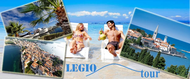 Relaxačný pobyt v Chorvátsku - Poreč
